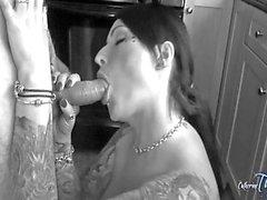 Catherine Tayler - Mutfak Sex
