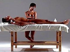 Sexuelle Massage