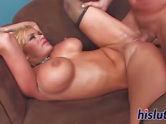 Lusty stunner Shyla Stylez gets pounded anally