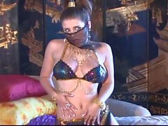 Erica Campbell - Harem Girl