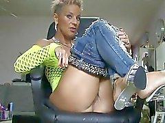 German Milf Jeans