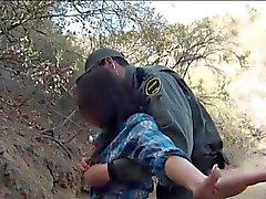 Mexican BP Offizier schlug böse Amateure