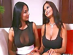 naughty neighbors - anissa and ava
