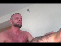 Sexy Bären Flip Flop Sex (Muscle Bär Sex Ficken)