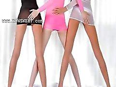 Três meninas três bocetas lindas