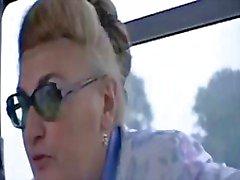 Буйный пола в автобусе путем Annao