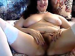 красивых зрелых веб-камера сексуальное тело а волосатого киска показывать