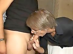 French Coppia Sofia la doppia penetrazione