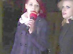 Celine Noiret le gusta una paja extraños al azar noche