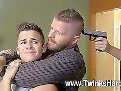 Porno gay Andy Taylor a , que Ryker de Madison , et les de Ian Levine eu 3 lil hustlers