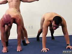 Two straight dads first wank gay Does naked yoga motivate mo