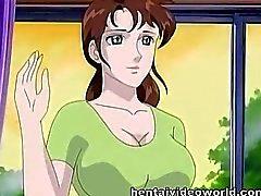 Los recuerdos de convertir en cogida hentai