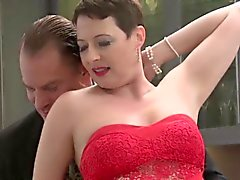 Short haired MILF Kali Karinena wants a huge cock inside her