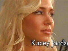 Fantastischer Bukkake - Kacey Jordans