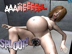 3D Comic : Spermaliens 1