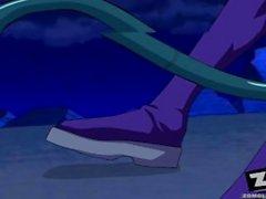Teen Titans - Tentáculos