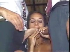 Ebony bisexual mature
