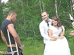 Gruppensex zu Hochzeit zu dp