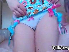 aficionado starlagurl pechos intermitentes en webcam en vivo