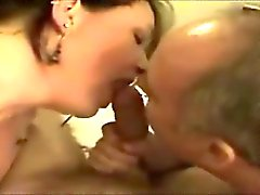 Mature Bisexual couple having a threesome