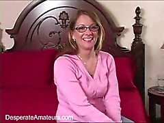 Squirting Devine and other desperate amateurs first time