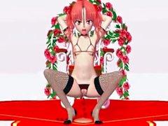 3D de de Hentai