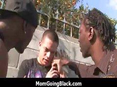 MILF Interracial Bang 27