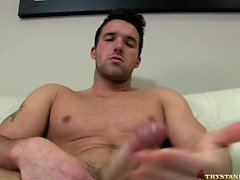 you get front oiled massage for hunk super horny. Lick the