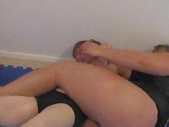 sexy wrestling