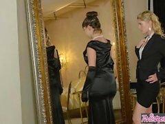 Twistys - Charlotte Stokely, Jenna Sativa in Colazione da Sativa di