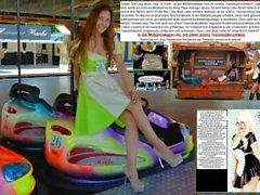 Die Latex Maid Luder # Scheiss Kleidträger # Scheiss Latexkleidträger