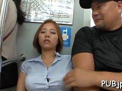 Seksi bayan polis kamu içinde biraz slutty yabancı berbat