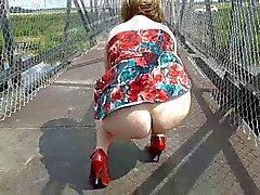 Parpadeante sobre un puente cerca de Ely (parte 1 de )