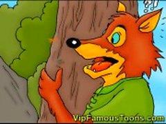 Robin Hood ужасные оргиях