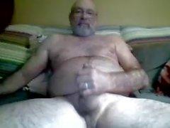 Portfolio Hairy Dad grosso cazzo