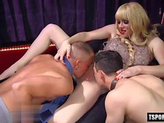 hot shemale seduction with cumshot feature video 1