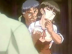 Anime Roped se serra ses mésanges