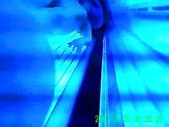 cámara espía solarium pequeñito de MI