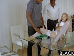BLACKED Personal Assistant Shawna Lenee Loves Black Men