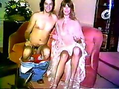Marilyn Chambers interviewés par truand Georges
