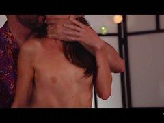 XXX nyanser - ryska brud Gina Gerson knullas av maken