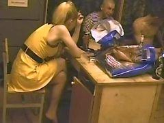 russischen Soldaten fickte Prostituierte