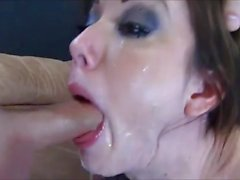 Jennifer White Gets Face Fucked