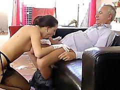Les prostituées à talons échangent