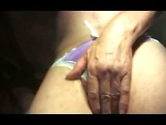 girl mature mom pantie fisting sextoy dildo big tits 22