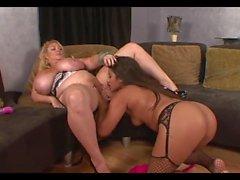 Big Tit Lesbians
