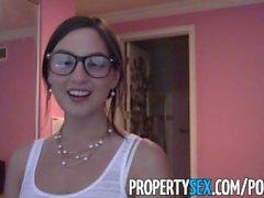 PropertySex - Casa agenti humping bene immobile fanno sesso video per il sito del porno