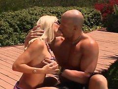 Lick My Ass Blonde Brunette