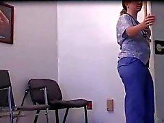 Une infirmière capturés sur Hidden cames de 2
