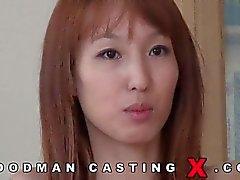Cute Asyalı penis hardening casting